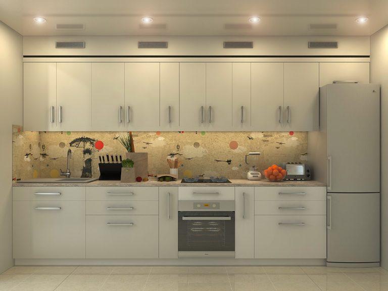 проект фото інтерєр кухня
