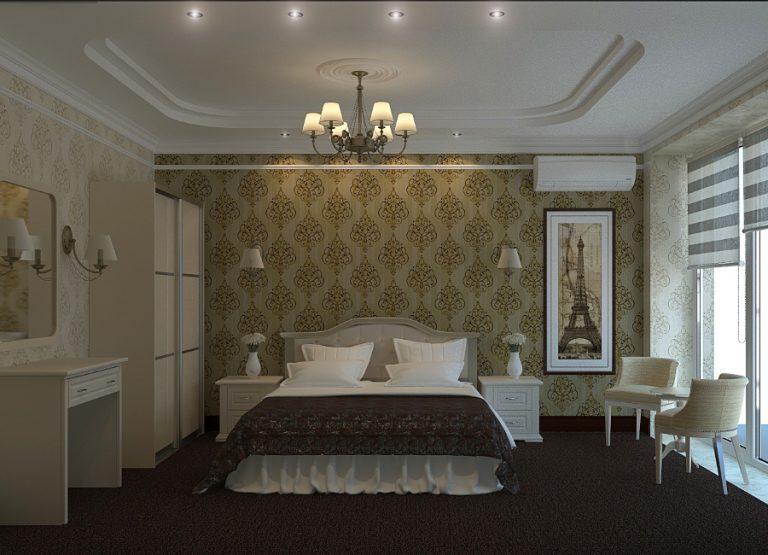 дизайн спальні івано-франківськ54