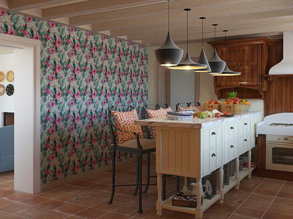 проект2 кухня котедж16