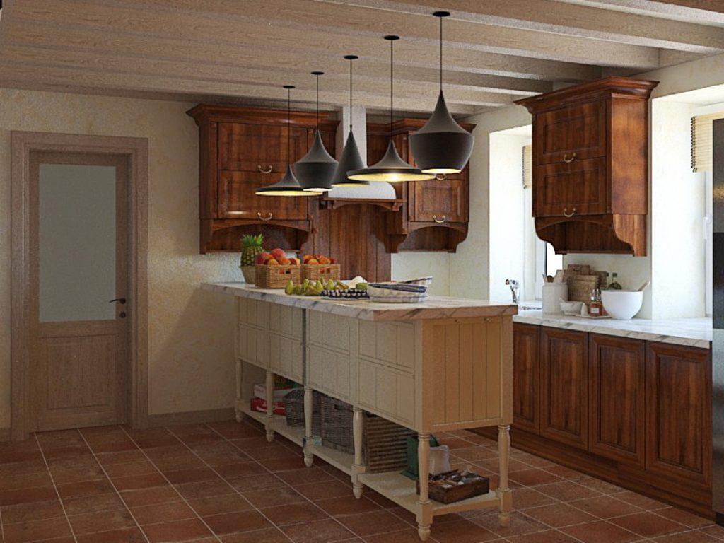 проект2 кухня котедж17
